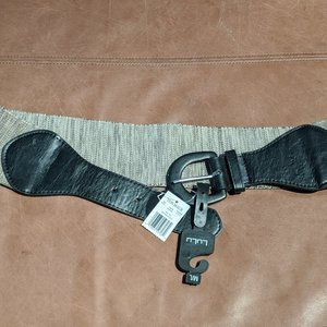"Wide 3"" Cinching Belt"